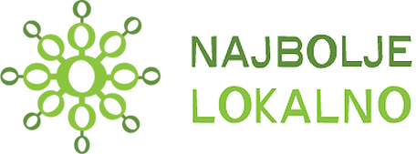 najbolje lokalno logotip