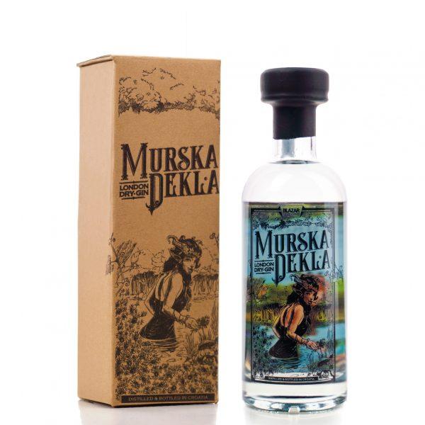 Murska Dekla London Dry Gin - Blazar Tech d.o.o.