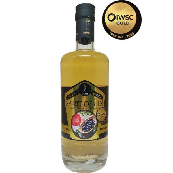 Spirit of gin - Good spirit d.o.o.