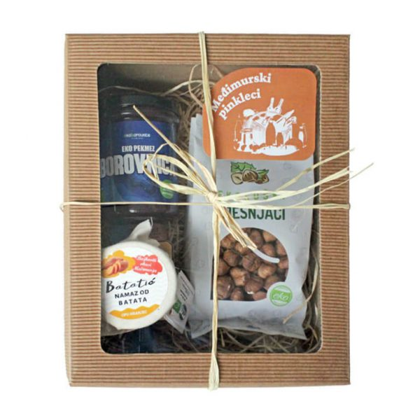 Eko Međimurski pinklec - poklon paketi