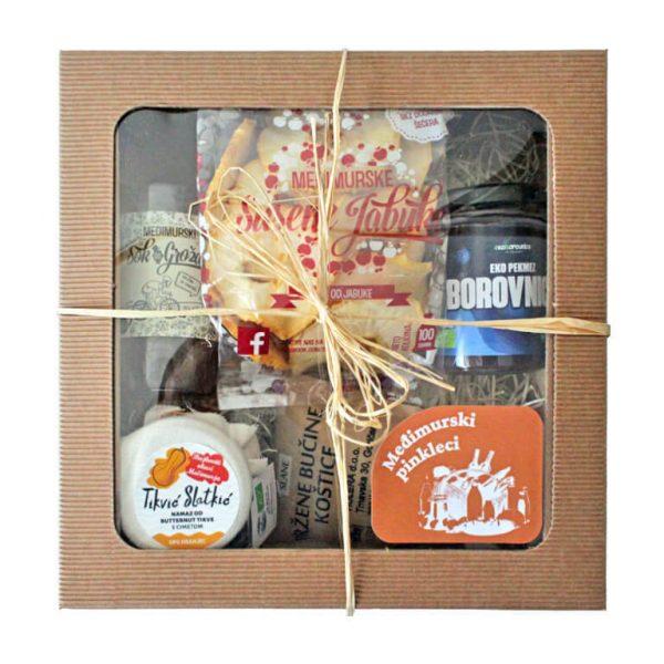 Međimurski pinklec za po doma - poklon paketi